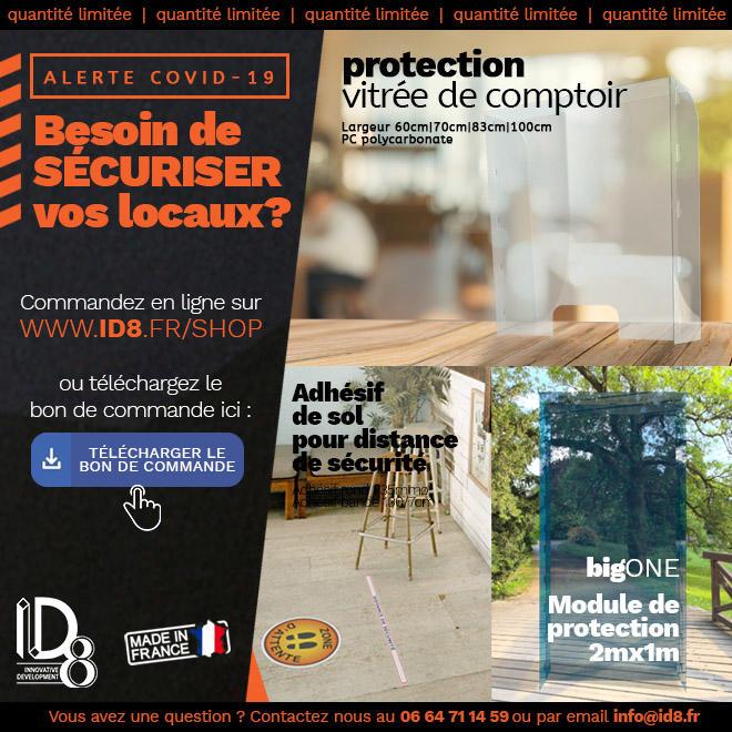 Besoin de sécuriser vos locaux?